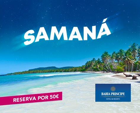 viajes caribe Samaná